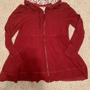 Evy's Tree Maroon-Red Sofie in XL